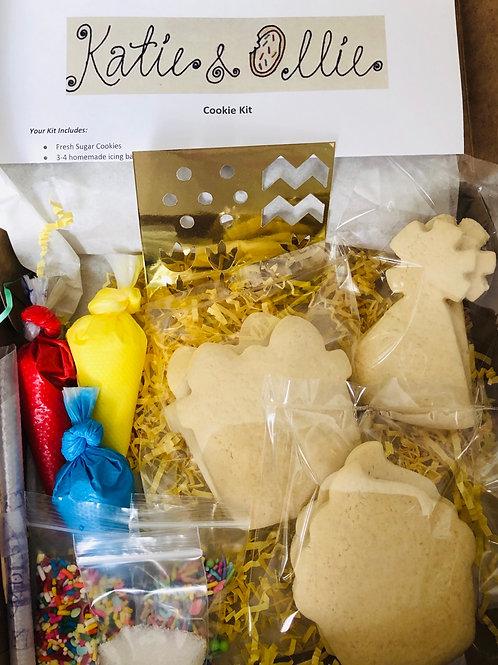 Birthday Cookie Kit