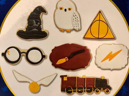 Harry Potter Cookie Kit