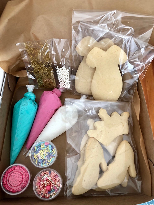 Cinderella Cookie Kit