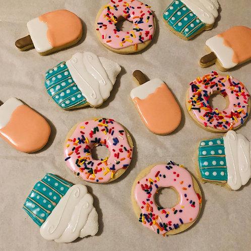 Sweet Shop Cookie Kit