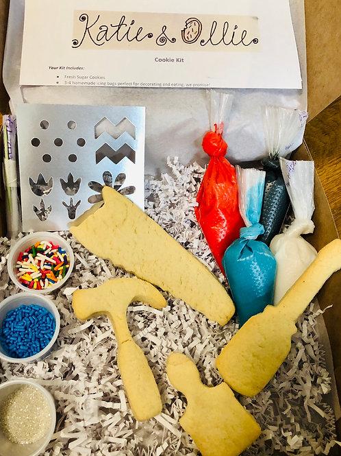 Builder Cookie Kit