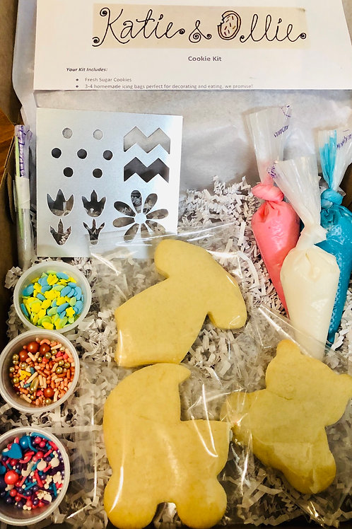 Baby 2 Cookie Kit