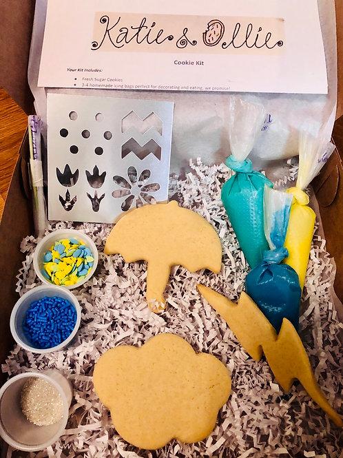 April Showers Cookie Kit
