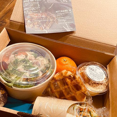 lunch box medium
