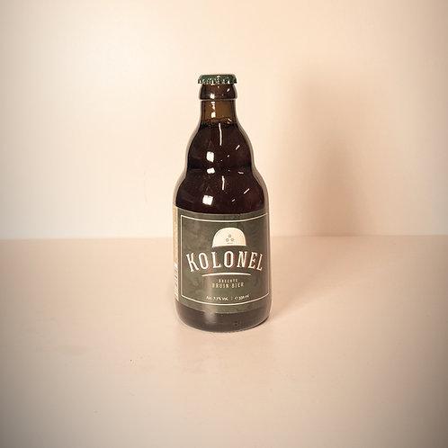 Kolonel Brechts bruin bier