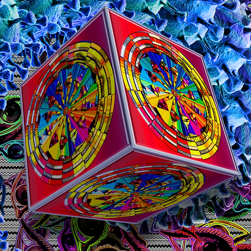 Circle in Square Cubed