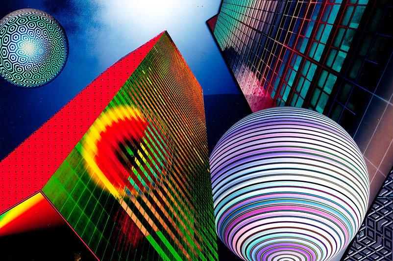 DowntownBuildingandSphere.jpg