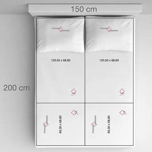 Camas de 150 x 200 cm