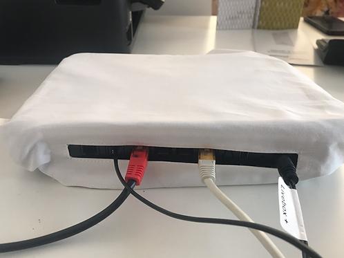Funda Router plano