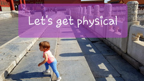 Let's get physical - Movement recommendations for your kids