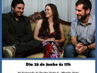 Quarta-feira é dia de Flor de Aguapé no Copa Cultural