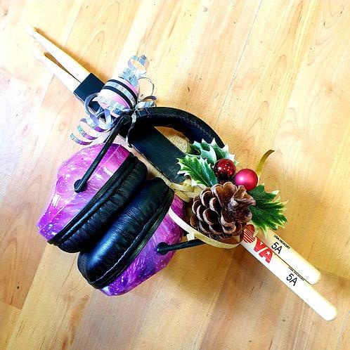 Drum Sticks, Ear Defenders & Stick Grip Tape