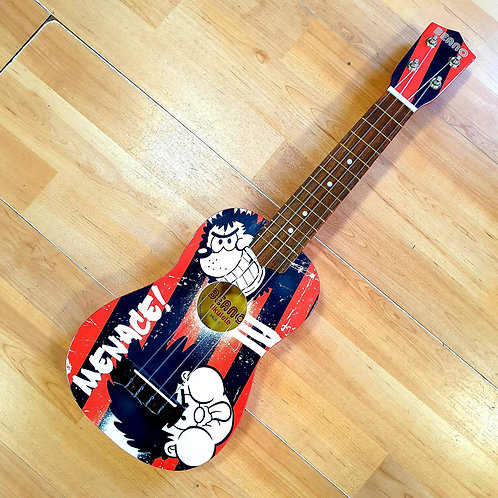 Beano Dennis the Menace Ukulele