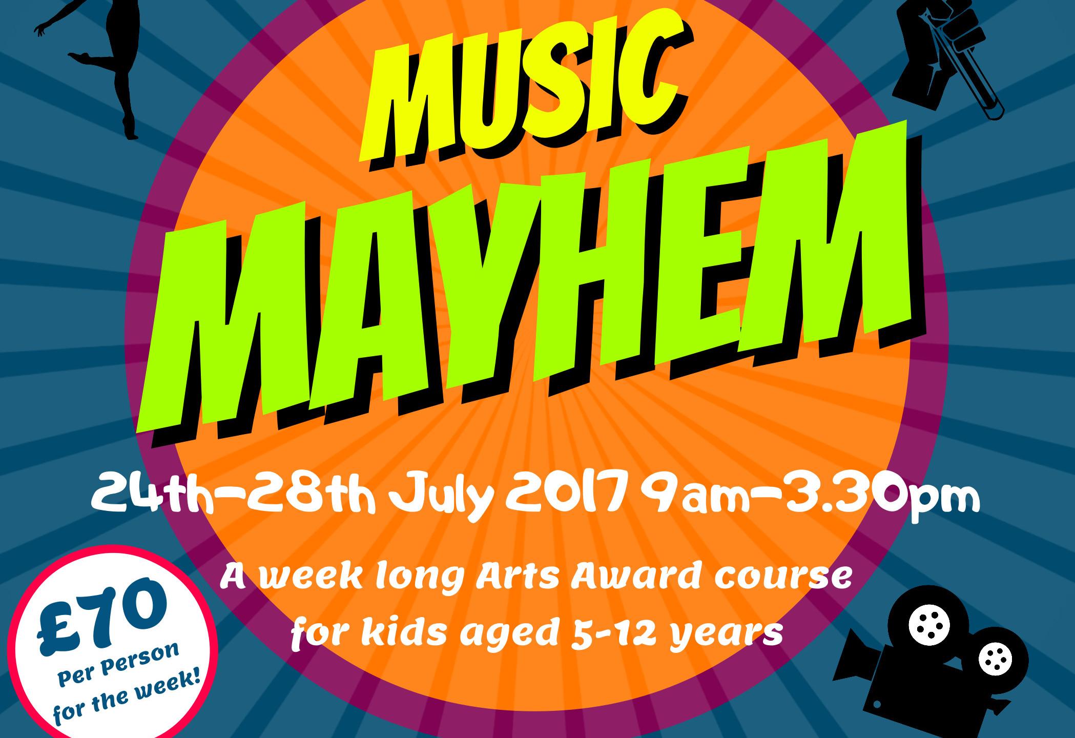 Music Mayhem 2017