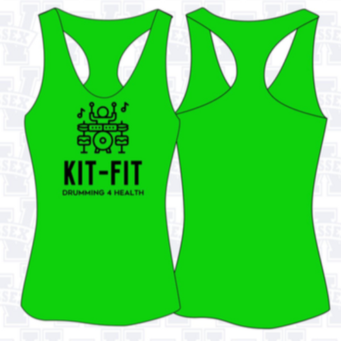 Ladies Kit-Fit Cool Vest