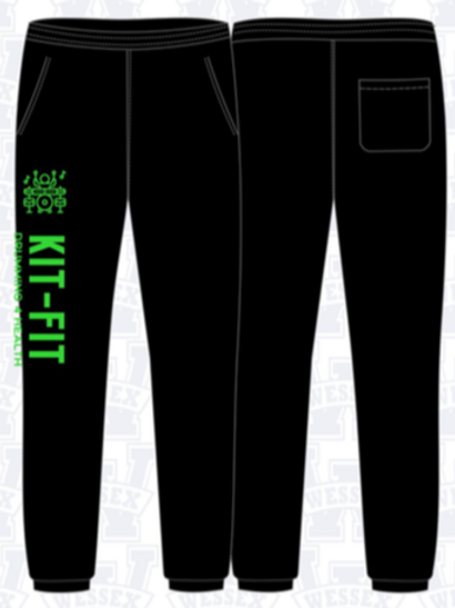 Mens Kit-Fit Training Pants