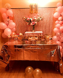 Candy Bar beauty party
