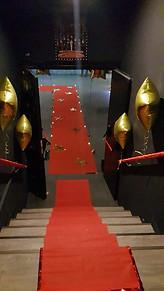 Fiesta La noche de los Oscar's. Alfombra roja