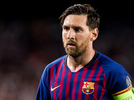 WILL LIONEL MESSI LEAVE BARCELONA THIS SUMMER?
