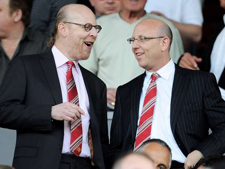 GLAZER REFUSES TO GIVE MANCHESTER UNITED APOLOGY
