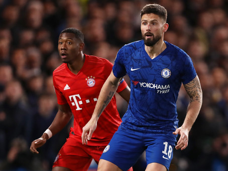 WHERE WILL DAVID ALABA END UP?