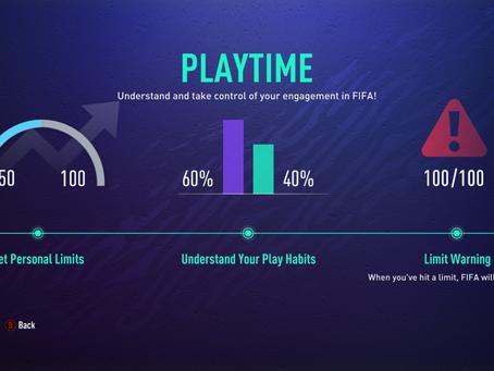 FIFA 21 PLAYTIME