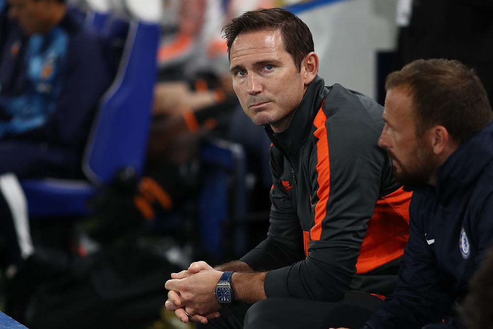 Frank Lampard Manager Chelsea