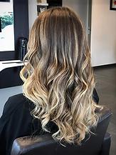 Ombre hair La Ciotat