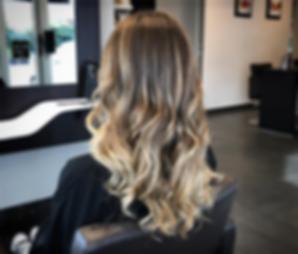 Ombrée hair La Ciotat
