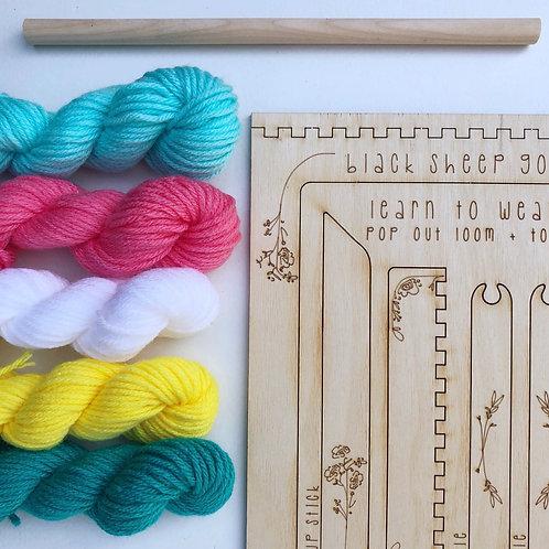 DIY Tapestry Weaving Kit - Party