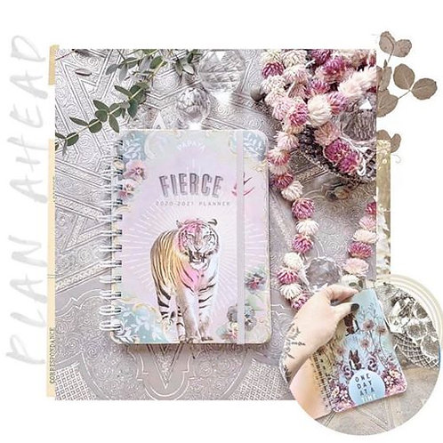 FIERCE ON-THE-GO WEEKLY PLANNER