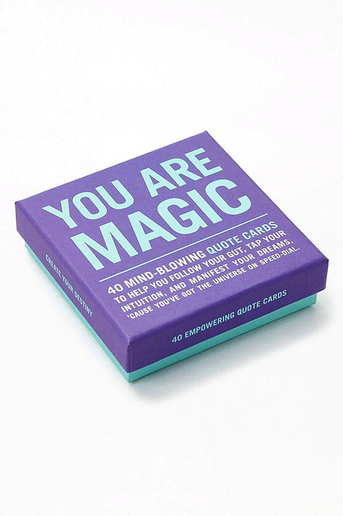Your Are Magic