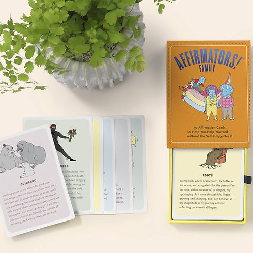 Family Affirmations Deck