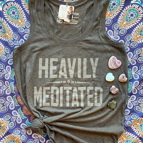 Heavily Meditated, Goddess Tank