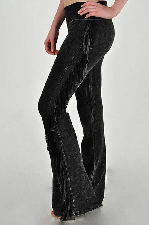Fearless fringe pants