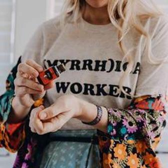 (Myrrh)ical Worker
