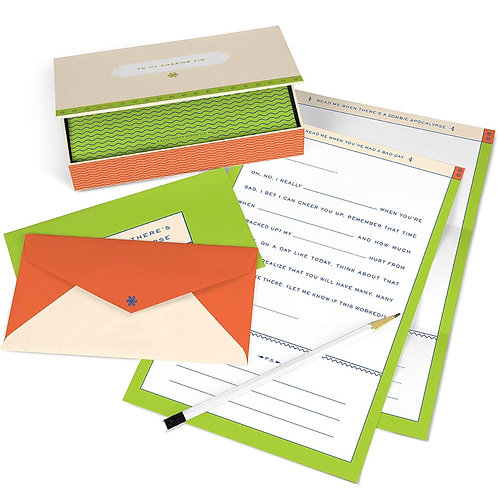 Letters to My Amazing Kid Read Me When Box