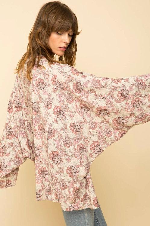 In Bloom Kimono