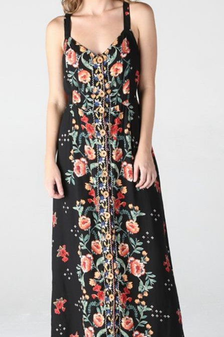 Gypsy Rose Sundress