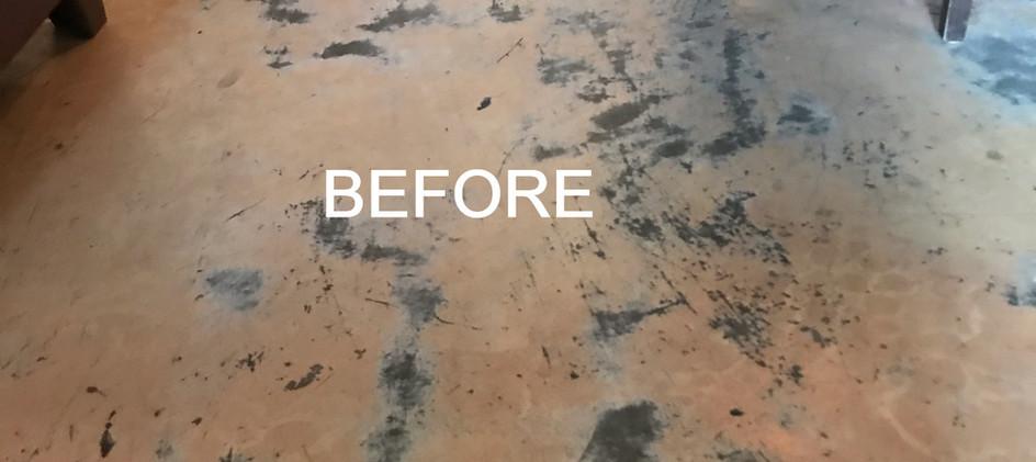 Pre-polish