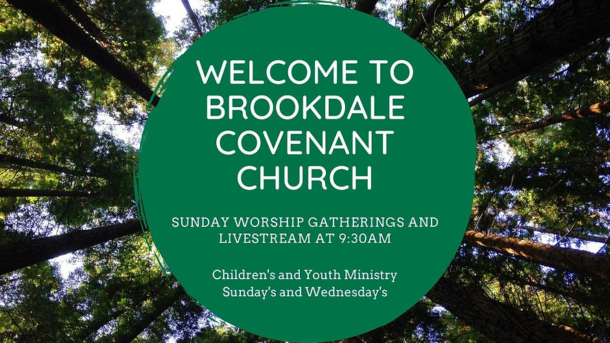 Welcome to Brookdale Covenant Church (1)