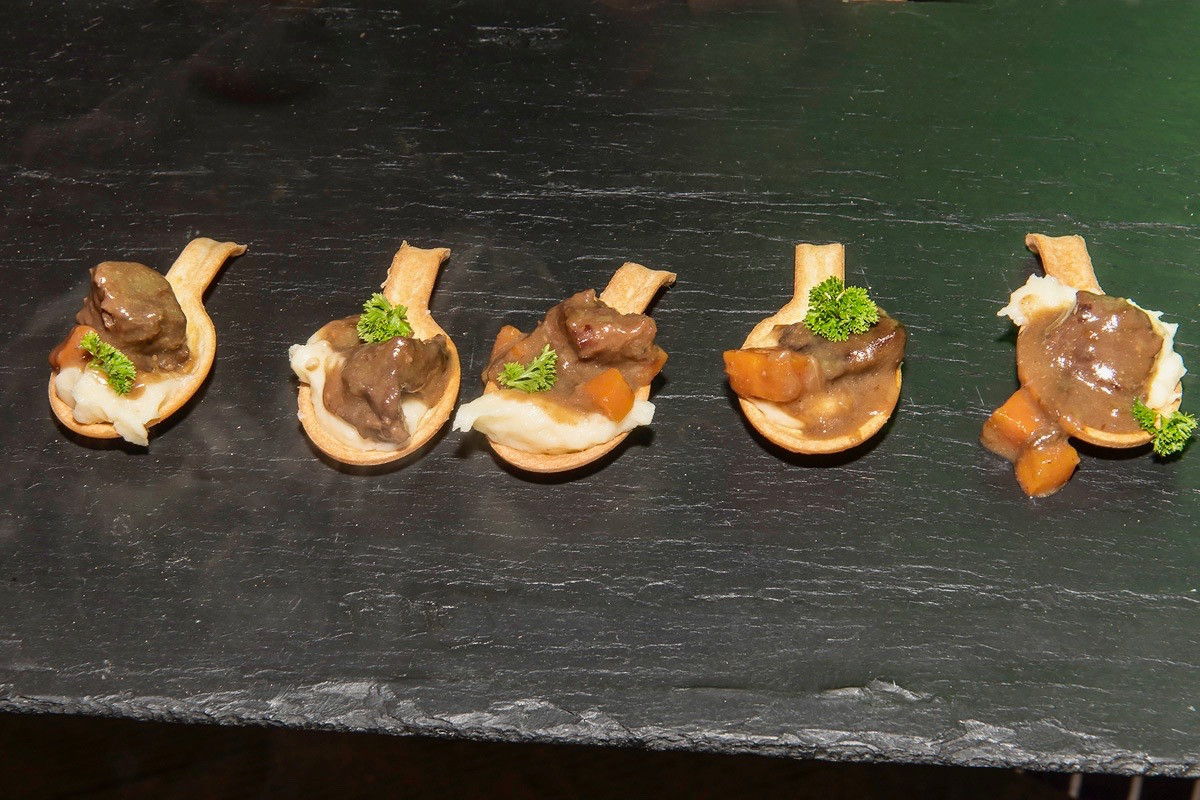 Autumn/Winter - Game Tasting - Venison Stew Tasters