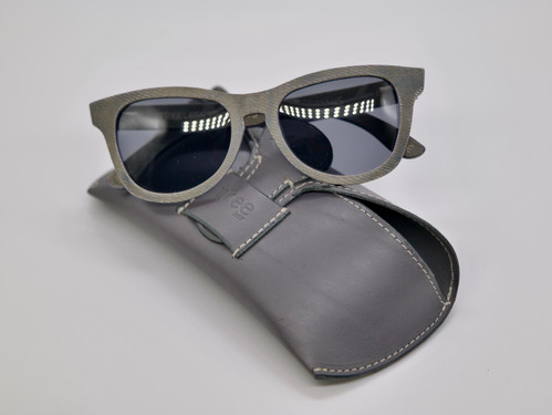 Rivington Sunglasses with grey lens & bl