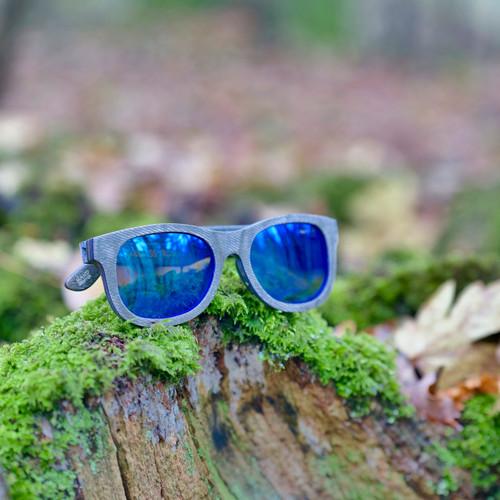 TreeLess Driskills Sunglasses Blue Lens.