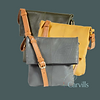 Quintessential - Leather Cross Body Bag – Various Colours