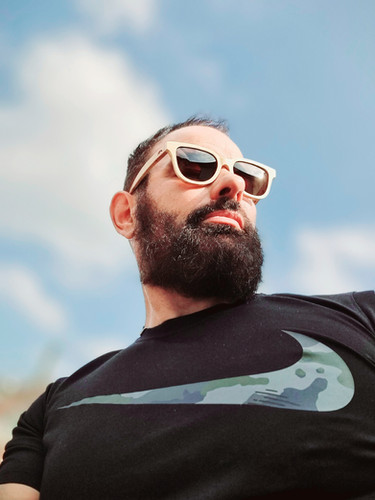 JW Wears Orleans Natural Frame Bamboo Sunglasses by Treeless Products UK