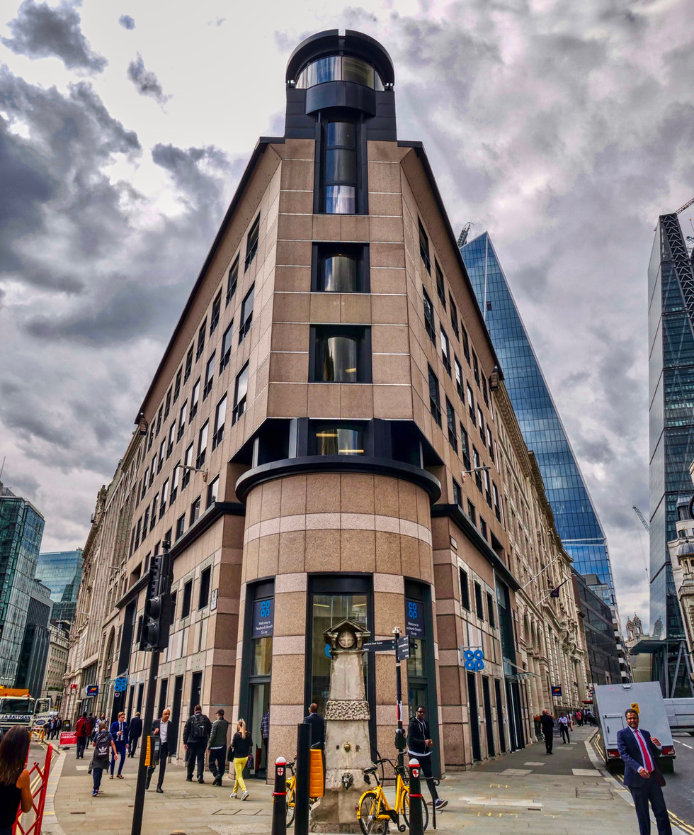 HBC Move global furniture supplier SBFI into 69 Leadenhall Street EC3.