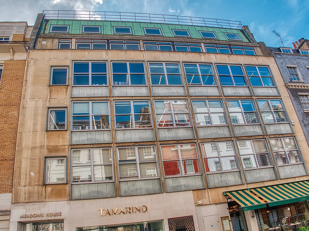Commercial property in Mayfair