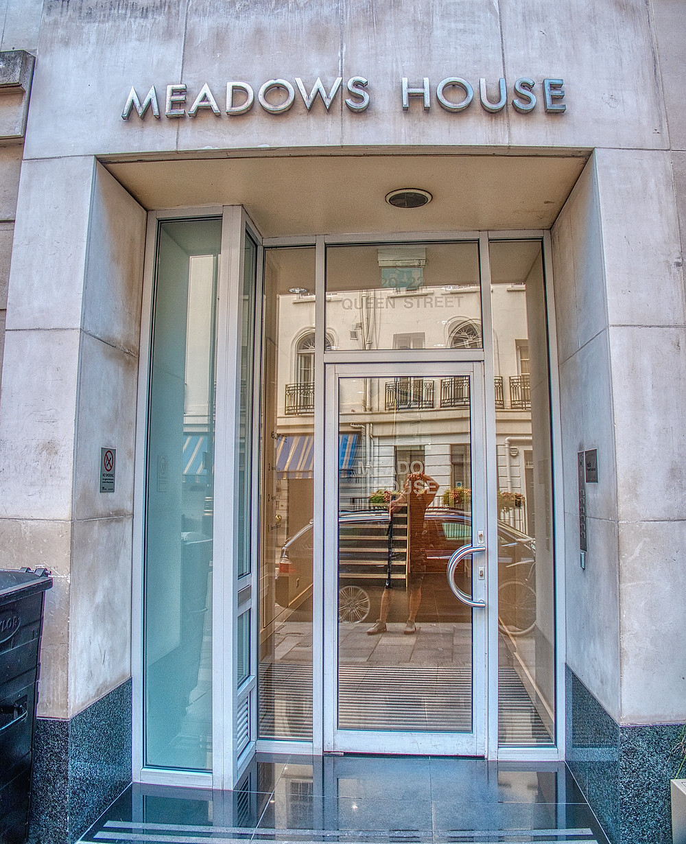 Commercial property in London's Mayfair District