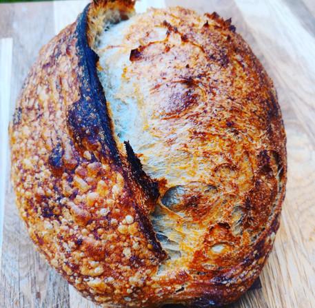 Year Round - Amuse Kitchen Sourdough Bread